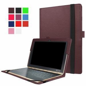 Lenovo Yoga Book ケース カバー 10.1イ...