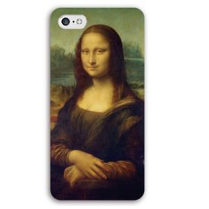 モナリザ iPhone Xperia Galaxy S7edge ハードケース/スマホカバー|smartgadget