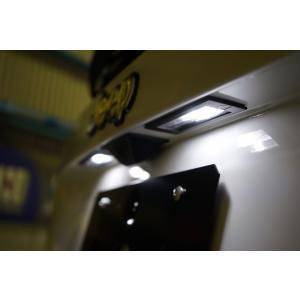 JEEPレネゲード用 LEDライセンスライト smartled