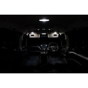 Smart ILIS LEDルームライトセット 80系VOXY/NOAH/ESQUIRE用 smartled