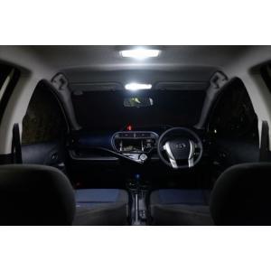 Smart ILIS 車種別LEDSET アクア 後期用 ・フロントルーム ・リアルーム ・ラゲッジ...