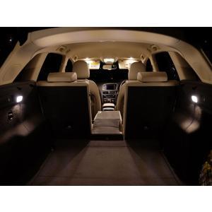 Smart ILIS LEDルームライトセット AUDI A4/A5/Q5用 smartled