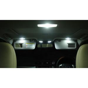 Smart ILIS LEDルームライトセット レクサス CT 後期用 smartled