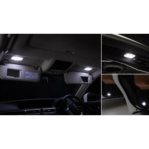 Smart ILIS LEDルームライトセット レクサスHS 前期用 smartled