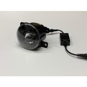 プジョー308/3008用 LEDフォグライトキット ONEFOG02W 2700K イエロー|smartled