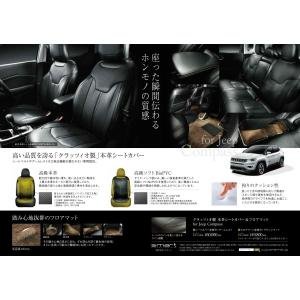 Smart JEEP COMPASS専用シートカバー|smartled