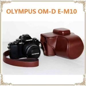 OLYMPUS OM-D E-M10 カメラケース ケース カバー カメラーカバー バック カメラバ...