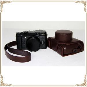 X20 カメラケース X10 ケース FUJIFILM カメラバック バック カバー レザーケース 一眼