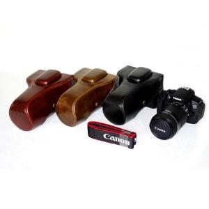 CANON EOS kiss X7i カメラケース X6i ケース X5 カバー バック 一眼