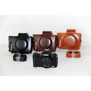 Canon PowerShot G5 X カメラケース G5X ケース カバー