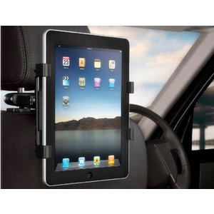 ipad4 車載ホルダー ipad3 ipad2 new iPad iPad Air 車載 ホルダー 取付簡単 タブレット 車 スタンド 角度調節 360度回転可能
