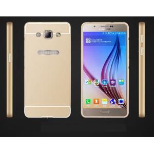 Galaxy A8 ケース SCV32 au カバー バンパーケース 3点セット ガラスフィルム タッチペン|smartnet