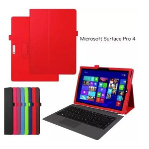 Surface pro4 ケース pro 4 カバー 3点セット 保護フィルム タッチペン おまけ ...