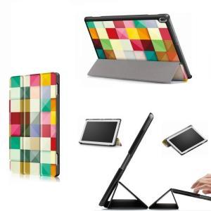 Lenovo Tab5  ケース レノボ タブ5 カバー softbank 801LV レノボ タブファイブ スタンドケース スタンド レノボタブ5 タブレットケース 送料無料 メール便 smartnet