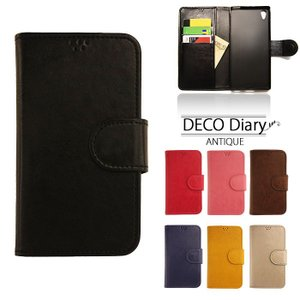 Disney Mobile on dm01j ケース 手帳型 カバー 保護フィルム 付き DM-01J 手帳 SH-02J sh02j shv37 shm04 shm04a ドコモ ディズニー ANTIQUEDIARY BD|smartno1