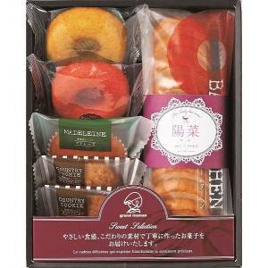 ●内容:ミニバームクーヘン10個入×1袋、焼ドーナツ(イチゴ・バナナ)×各1個、マドレーヌプレーン×...