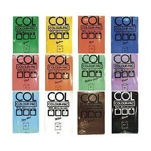 大明商事 カラーパック 10枚 ホワイトの商品画像
