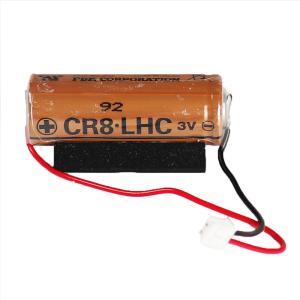 FDK 交換用円筒型リチウム電池 CR8 LHC 3V (92) (t0)   CR23500SE互換 smartoffice
