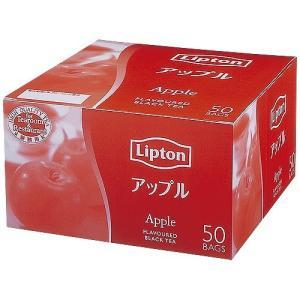 リプトン リプトン アップルティーバッグ50P1箱の商品画像|ナビ