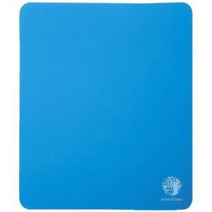 サンワサプライ マウスパッド MPD-OP54BL ブルー