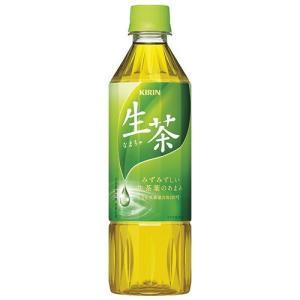 キリンビバレッジ 生茶PET 500ml/24本