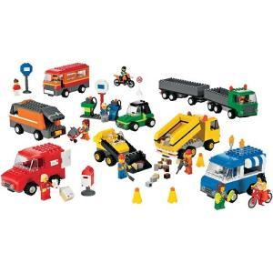 レゴ エデュケーション レゴ はたらく車セット NO.9333|smartoffice