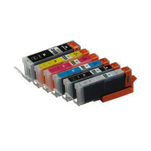 キヤノン(互換インクカートリッジ) BCI-351XL(BK/C/M/Y/GY)+BCI-350XL(顔料) 6色セット マルチパック (大容量)  ICチップ有(残量表示機能付)