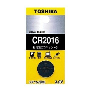 東芝電池 コイン形リチウム電池(5個)CR20...の詳細画像1