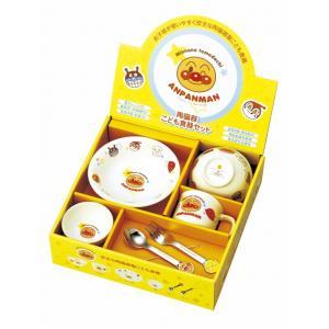 アンパンマン お子様食器ギフトセットM 074740 (-025-T099-) (個別送料込み価格) | 内祝い ギフト お祝|smartoffice