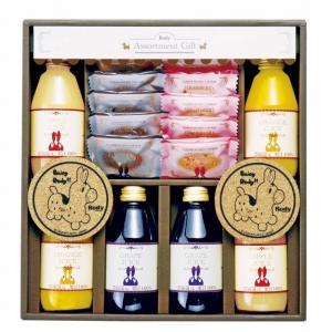 ロディ ジュース&クッキーセット ROJ-30 (-048-T049-) (個別送料込み価格) | 内祝い ギフト お祝|smartoffice