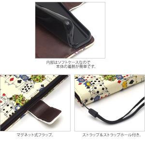iPhone8 iPhone7 ケース 手帳型 不思議の国のアリス カバー アイフォンケース スマホケース smartphone-goods 04