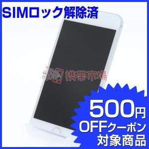 SIMフリー SoftBank iPhone6S 32GB シルバー 美品 Aランク 中古 本体 保...