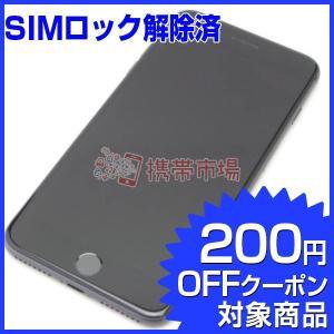 SIMフリー docomo iPhone8 Plus 64GB スペースグレイ  C+ランク 中古 本体 保証あり 白ロム スマホ あすつく対応  0218 KIZ|smartphone