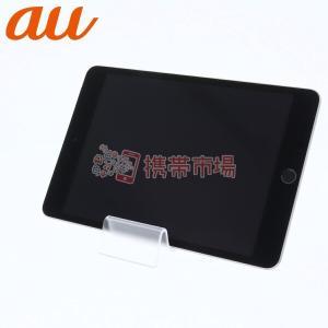 au iPad mini4 Wi-Fi+Cellular 32GB スペースグレイ A1550 美品...