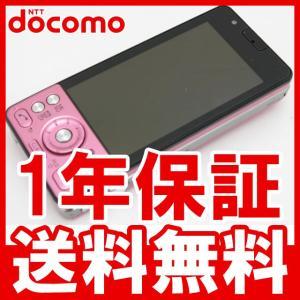 白ロム docomo P-03C PINK 本体 ガラケー 中古 携帯電話 1年保証つき あすつく対応 03/01水