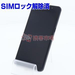 SIMフリー docomo SC-04J Galaxy Feel Indigo Black 美品 A...