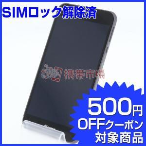 SIMフリー docomo SH-04H AQUOS ZETA Black 美品 Bランク 中古 本...