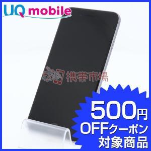 UQmobile iPhone6S 32GB スペースグレイ  C+ランク 中古 本体 保証あり 白...