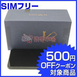 SIMフリー Zenfone 5Z (ZS620KL) ミッドナイトブルー  スマホ 中古  美品 ...