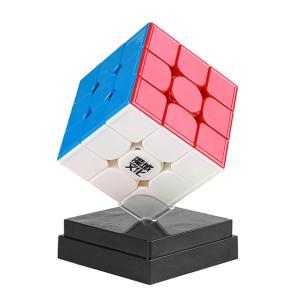 WeiLong GTS3 M ステッカーレス [MoYu] 磁石内蔵3x3x3競技用スピードキューブ