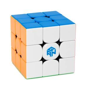 GAN356 X Numerical IPG ステッカーレス [GAN] 磁石内蔵3x3x3競技用スピードキューブ