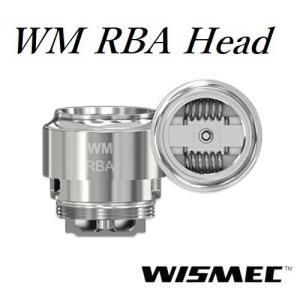 WISMEC WM RBA Coil Headキット ...