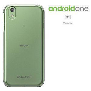 Ymobile Android one X1 アンドロイドワン X1 ケース Android one X1 ハードケース スマホケース 無地 透明 クリアケース|smarttengoku