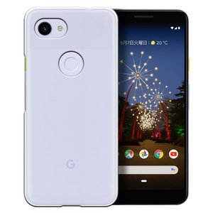 google pixel3aXL ケース グーグル pixel3a xlカバー グーグルスマホ ピクセル3axl GOOGLEハードケース カバースマホケース クリア|smarttengoku