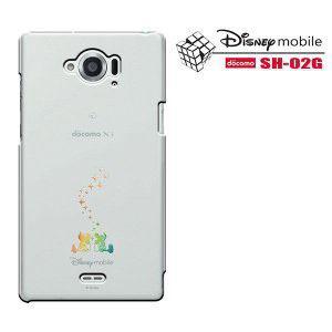 Disney Mobile on docomo SH-02G ドコモ スマートフォン SH02G S...