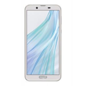 シャープ AQUOS sense2 SH-M08 ホワイトシルバー5.5インチ SIMフリースマートフォン SH-M08-S 新品|smartvalue-pro