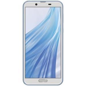 シャープ AQUOS sense2 SH-M08 アーバンブルー 5.5インチ SIMフリースマートフォン SH-M08-A 新品|smartvalue-pro