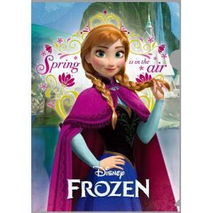 アナと雪の女王 文具/クリアファイルA4サイズ D アナ /...