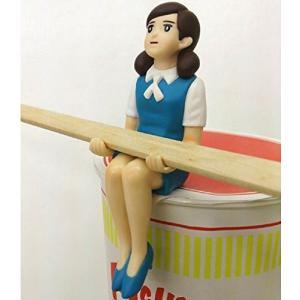 【送料無料商品】コップのフチ子 カップラーメンのフチ子 ブルー|smazakplus