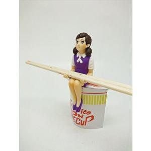 【送料無料商品】コップのフチ子 カップラーメンのフチ子 グレープ|smazakplus